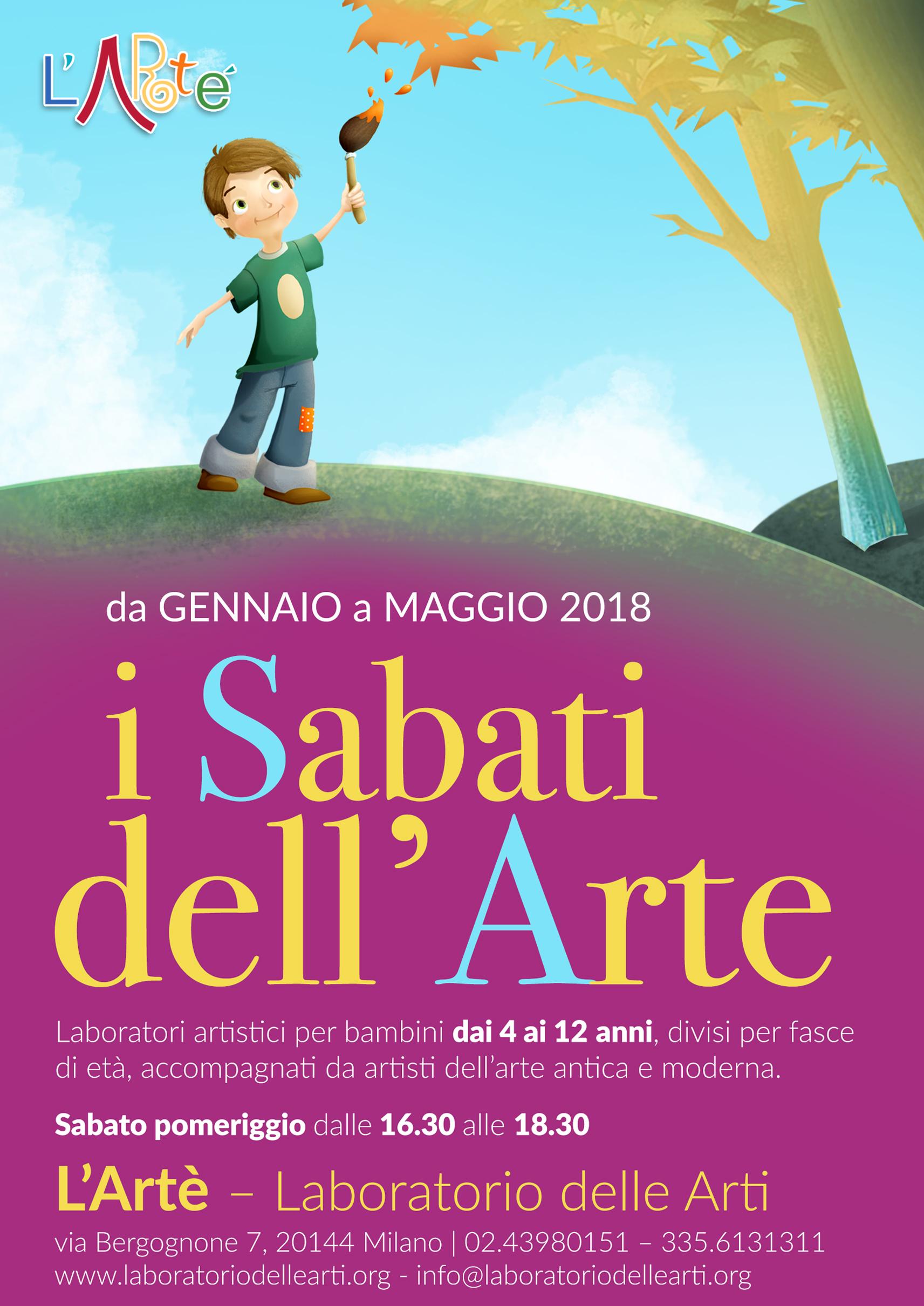 Sabati Dell'arte 2018 AVANTI