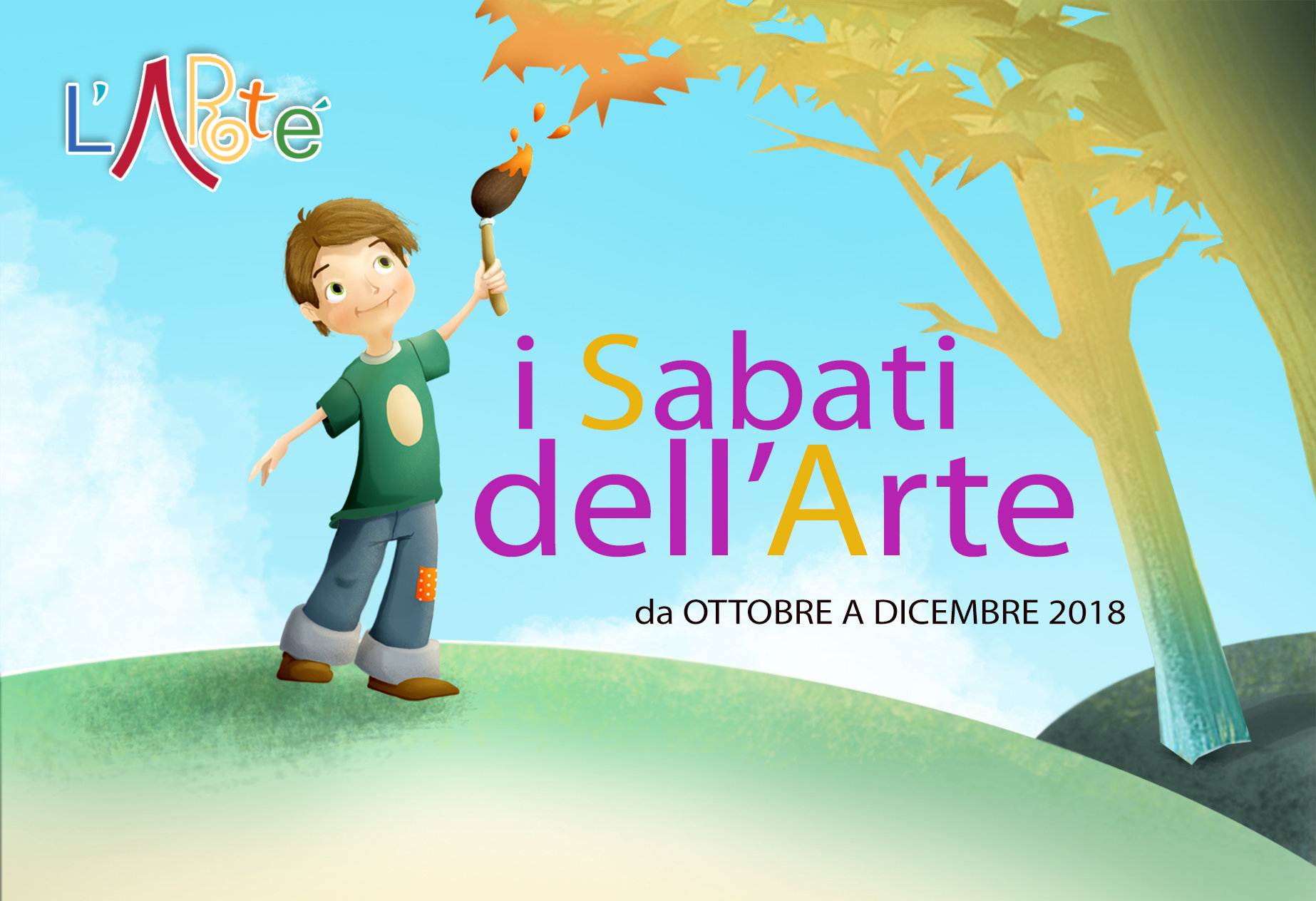 I Sabati Dell'Arte Autunno 2018