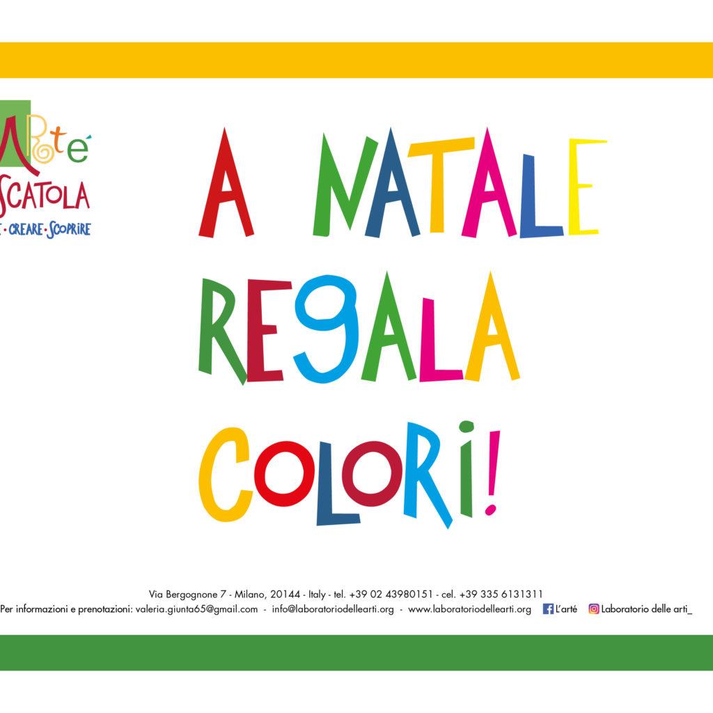 Arte In Scatola - Regali Natale 2018 - Artè 05