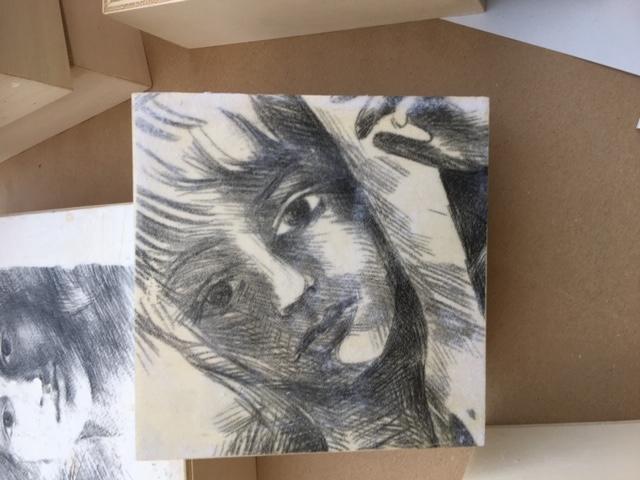 Arte In Scatola – Laboratorio Delle Arti Schizzo Personalizzabile