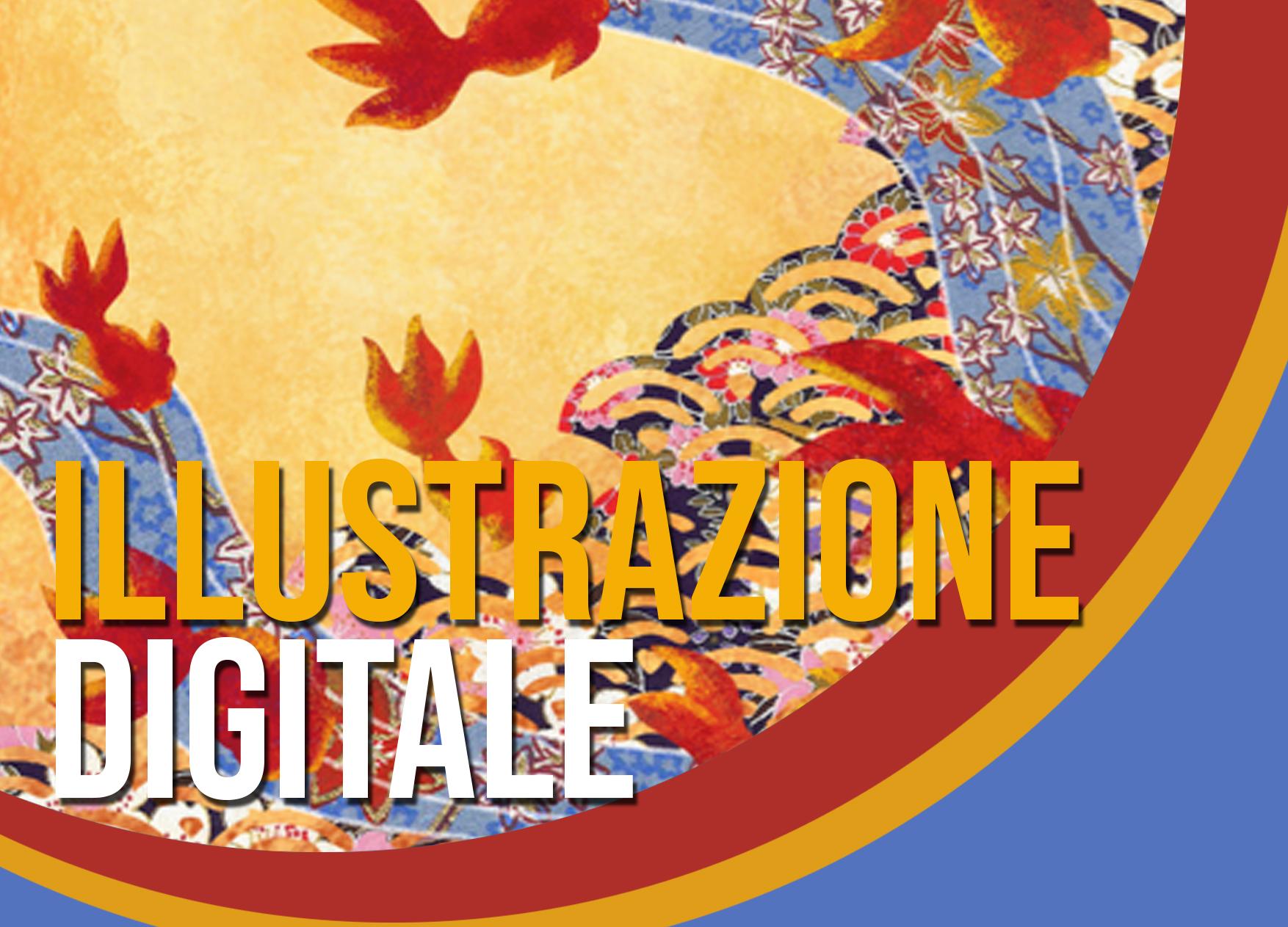 Illustrazion Digitale Sfondo Per Sito