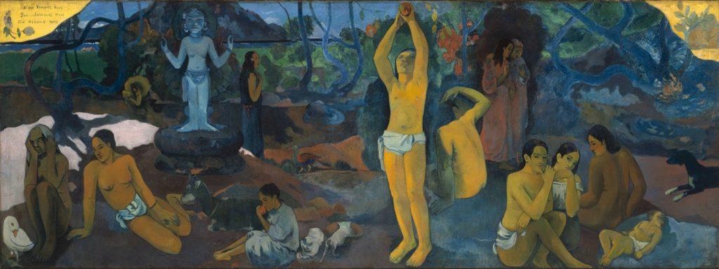 Paul Gauguin: chi siamo? da dove veniamo? dove andiamo?
