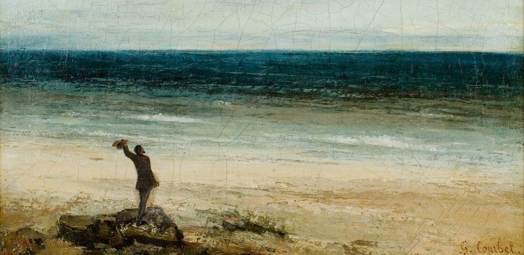 Courbet Riva Del Mare